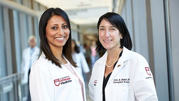 Anjana Pillai, MD and Talia Baker, MD