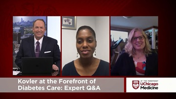 Kovler Diabetes Center At the Forefront Live