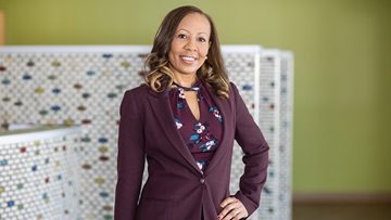 Veronica Clarke, Chief Executive Officer of TCA Health