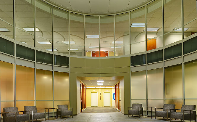 UChicago Medicine Women's Health Hinsdale interior