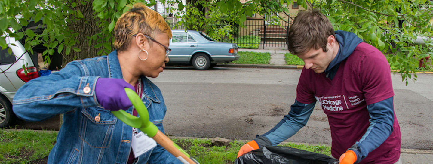UChicago Medicine employees, friends and family members celebrate the 16th annual Day of Service and Reflection